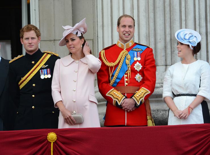 Nem vesz részt Eugénia hercegnő esküvőjén Katalin hercegné.