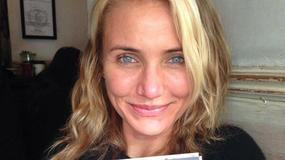 41-letnia Cameron Diaz bez makijażu!
