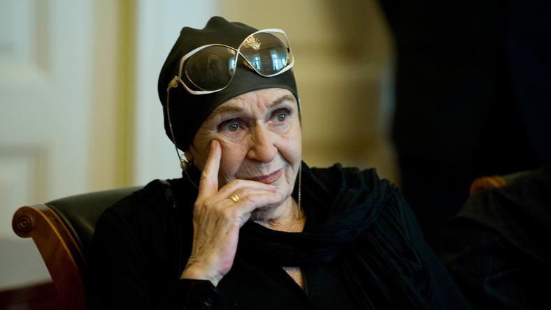 86 évesen hunyt el Psota Irén / Fotó: MTI-Illyés Tibor