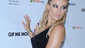 Doda pożegnała lato pokazując ciało na imprezie MTV