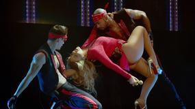 Seksowna Mariah Carey na koncercie