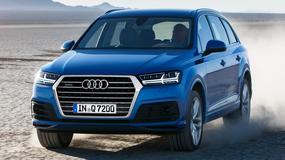 Nowe Audi Q7 - pierwsze zdjęcia i dane techniczne