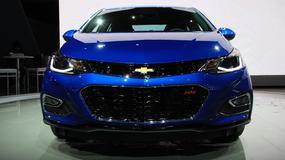 Chevrolet Cruze - nowy kompaktowy sedan (Detroit 2016)