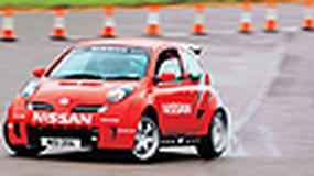 Renault Clio, Seat Leon, Nissan Micra, Mini Cooper S -  Wystrzałowe minibolidy