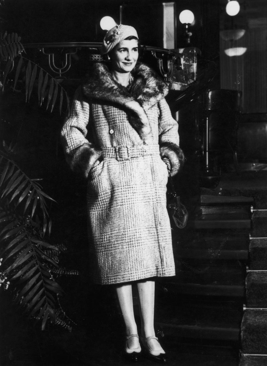 Coco Chanel, Nowy Jork 1932