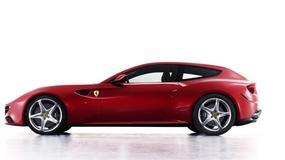 Ferrari FF – kombi z napędem 4x4