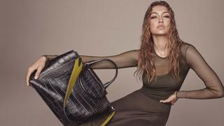 Gigi Hadid ponownie w kampanii marki Max Mara