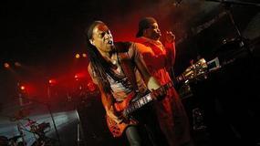 Living Colour na żywo w Warszawie