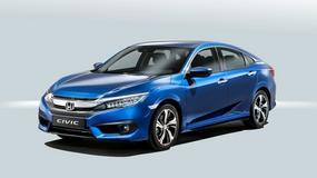 Nowa Honda Civic zastępuje Accorda