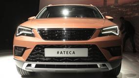 Seat Ateca – pierwszy SUV hiszpańskiej marki!