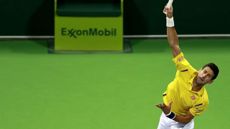 Djokovics győzelemmel kezdte az évet /Fotó: AFP