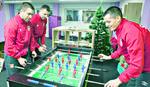 """GOSTI """"BLICA"""" Futsal reprezentativci poručuju: Na našim utakmicama se kokice jedu brzo!"""