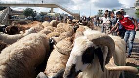 Pierwsze Eid Al Adha po upadku reżimu