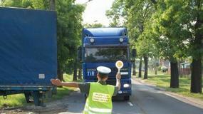 Zakaz jazdy dla ciężarówek