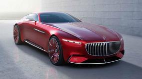 Vision Mercedes-Maybach 6 w pełnej okazałości