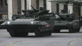 Rosjanie zaprezentowali czołg z drukarki 3D