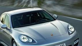Porsche Panamera: dane techniczne i informacje (fotogaleria)