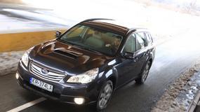 Subaru Outback 2.0D: bezpieczny olbrzym