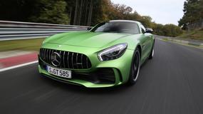 Mercedes-AMG GT R z rekordem na Nürburgringu