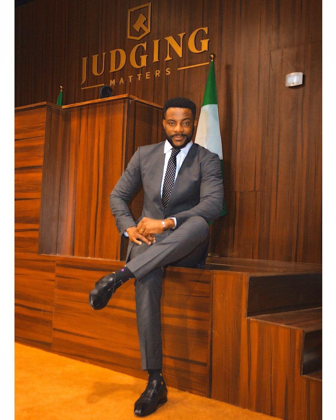 Ebuka Obi-Uchedu's new reality show 'Judging Matters' will showcase real court cases [Instagram/ebuka]
