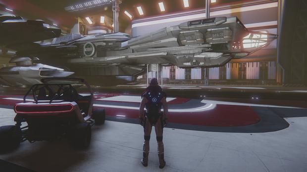 Star Citizen - Hangar Module