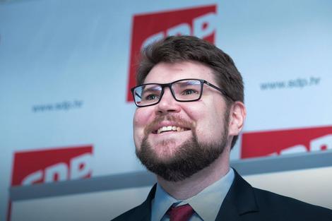 Peđa Grbin iz SDP smatra da registar krši osnovna prava i slobode