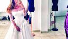 Ljubavnica Kolarova obukla venčanicu!
