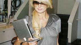 Paris Hilton dba o włosy