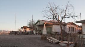 Chile - Humberstone – miasto widmo