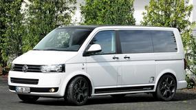 Volkswagen Transporter po tuningu B&B