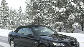 Zdjęcia szpiegowskie: Saab 9-3 Cabrio z nową twarzą