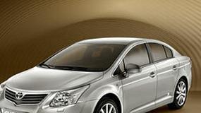 Paryż 2008: Toyota Avensis - nowe zdjęcia sedana i kombi