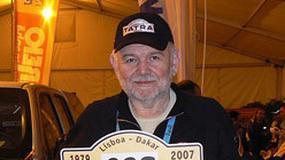 Loprais Tatra Team: wsparcie weterana