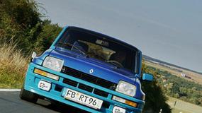 Renault R5 Turbo: czyli mały łobuz