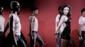Natalia Oreiro tańczy na rurze