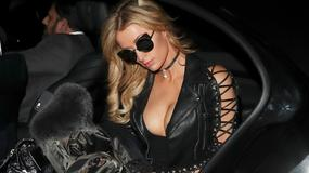 Paris Hilton eksponuje kształty