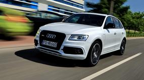 Audi SQ5 plus - Sportowiec dobry na co dzień
