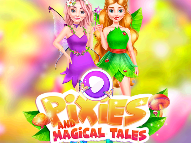 Pixies and Magical Tales