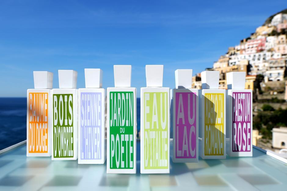 Perfumy marki Eau d'Italie