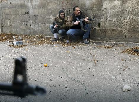 Zaustaviti krvoproliće u Siriji