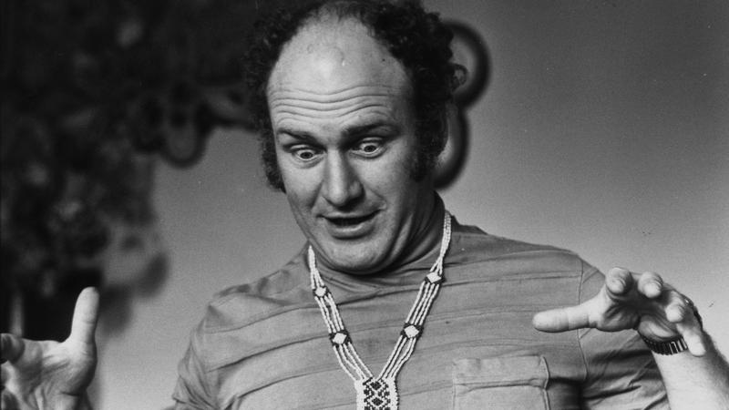 Ken Kesey (fot. Getty Images)