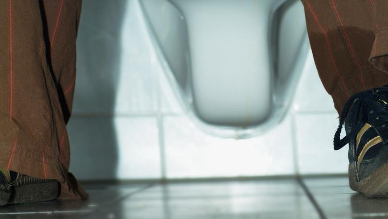 A nyilvános vécében volt balhé / Illusztráció: Northfoto