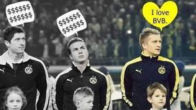 Reus zostaje w Dortmundzie - reakcja internautów
