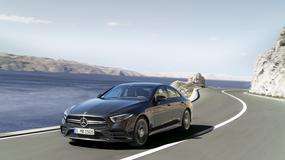 Mercedes-AMG 53, czyli sport na prąd