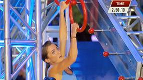 """""""American Ninja Warrior"""": pierwsza kobieta pokonała tor przeszkód w finale"""