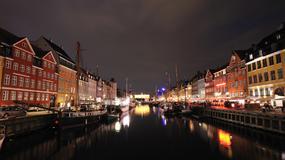 Kopenhaga na zimę
