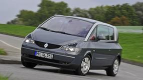 Renault Avantime - oryginał pod każdym względem