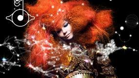 Księżycowy teledysk Björk
