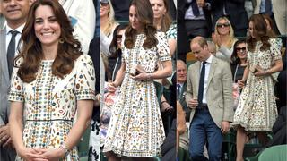Best Look: Kate Middleton w sukience Alexandra McQueena