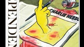 Zamach we Francji. Okładki dzisiejszych gazet